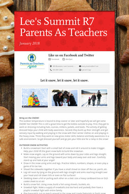 Lee's Summit R7 Parents As Teachers