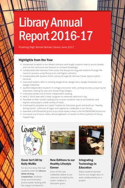 Library Annual Report 2016-17