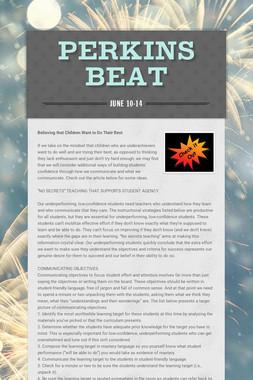Perkins Beat