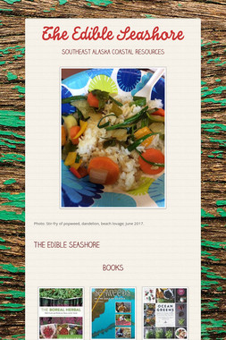 The Edible Seashore