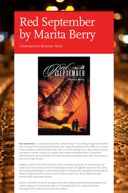 Red September by Marita Berry