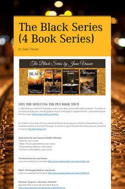 The Black Series (3 Book Series)
