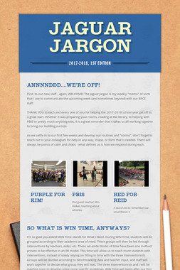 jaguar jargon