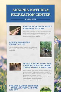 Ansonia Nature & Recreation Center