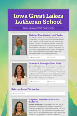 Iowa Great Lakes Lutheran School