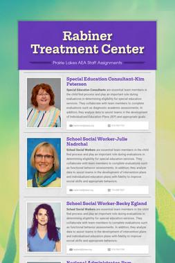 Rabiner Treatment Center