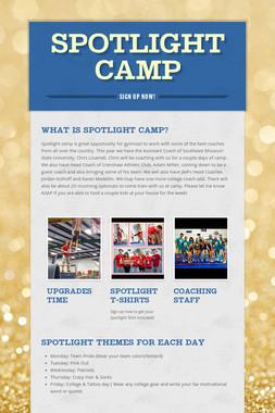 Spotlight Camp