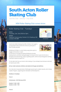 South Acton Roller Skating Club