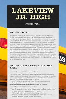 Lakeview Jr. High