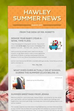 Hawley Summer News