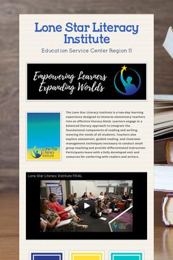 Lone Star Literacy Institute