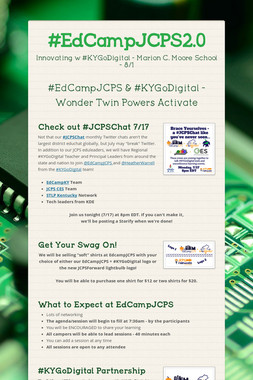 #EdCampJCPS2.0