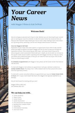 Your Career News