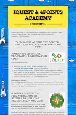 IQuest & 4Points Academy