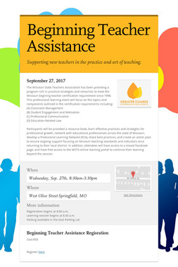 Beginning Teacher Assistance
