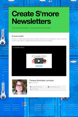 Create S'more Newsletters