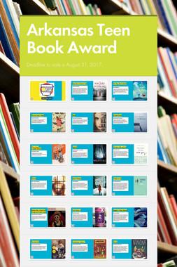 Arkansas Teen Book Award