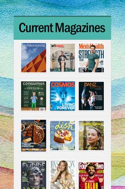 Current Magazines
