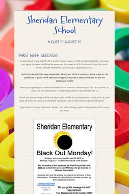 Sheridan Elementary School