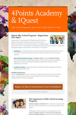 4Points Academy & IQuest