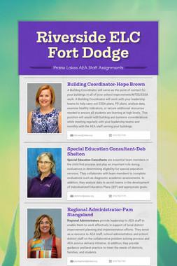 Riverside ELC Fort Dodge