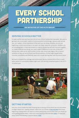 Every School Partnership