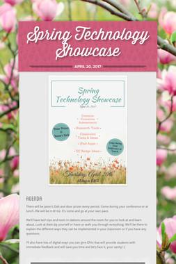 Spring Technology Showcase