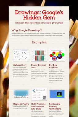 Drawings: Google's Hidden Gem