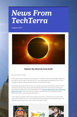 News From TechTerra