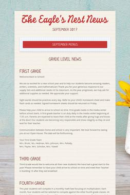 The Eagle's Nest News