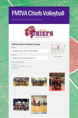 FMTVA Chiefs Volleyball