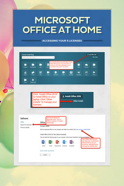 Microsoft Office at Home