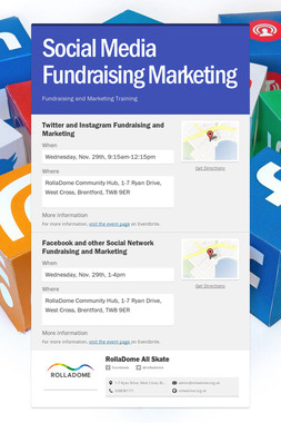 Social Media Fundraising Marketing