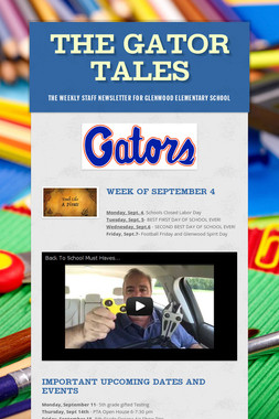 The Gator Tales