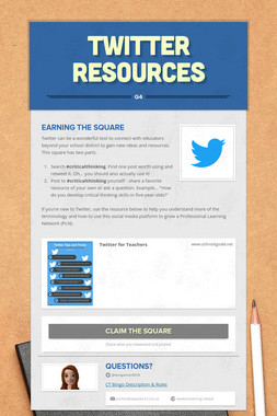 Twitter Resources