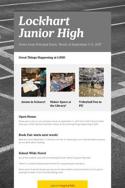 Lockhart Junior High