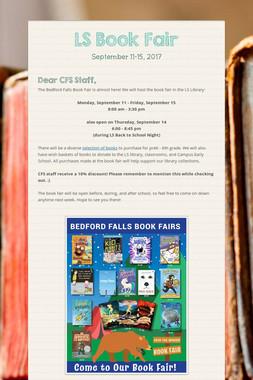 LS Book Fair