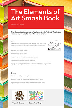 The Elements of Art Smash Book