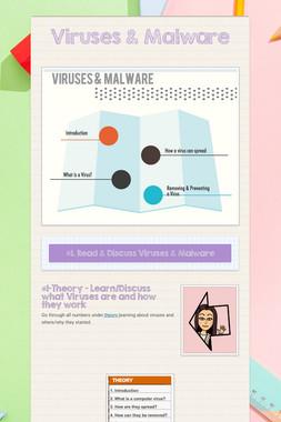 Viruses & Malware