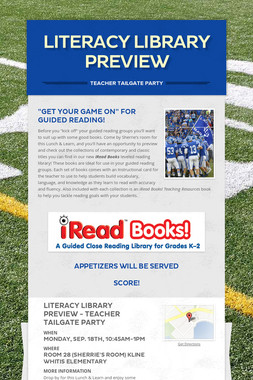 Literacy Library Preview