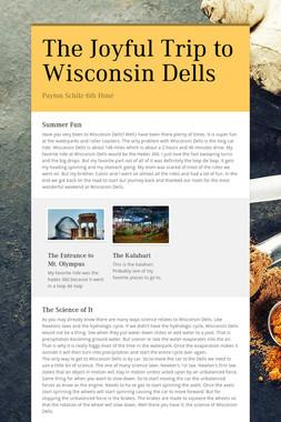 The Joyful Trip to Wisconsin Dells