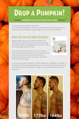 Drop a Pumpkin!