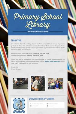 Primary School Library