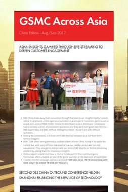 GSMC Across Asia
