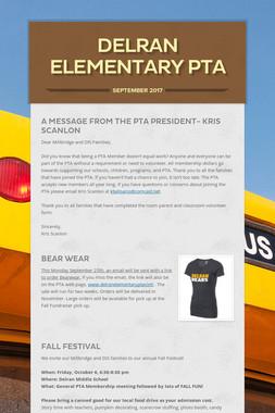 Delran Elementary PTA
