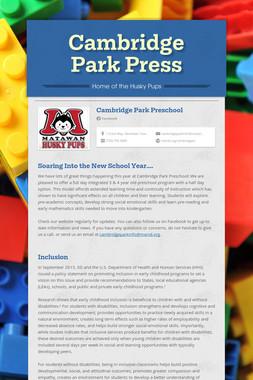 Cambridge Park Press