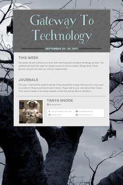 Gateway To Technology
