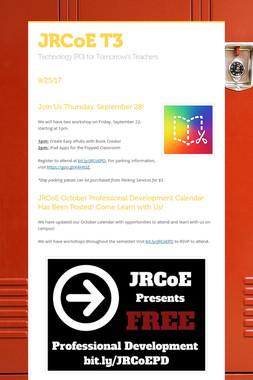JRCoE T3