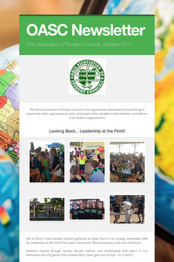 OASC Newsletter