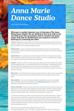 Anna Marie Dance Studio